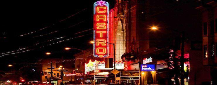 Castro Theatre by Thomas Hawk