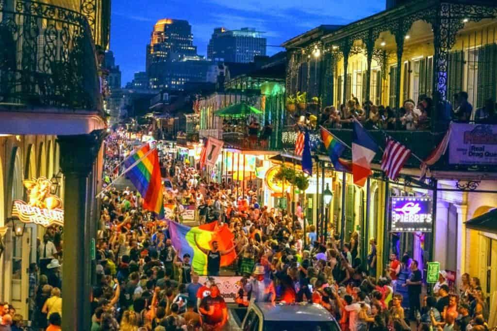 Pride New Orleans Fagabond Gay Travel