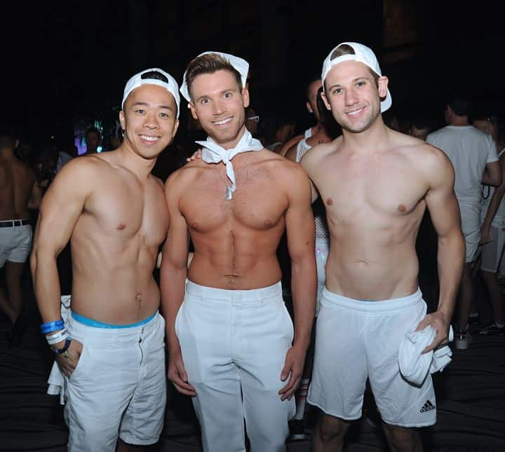 white party ps