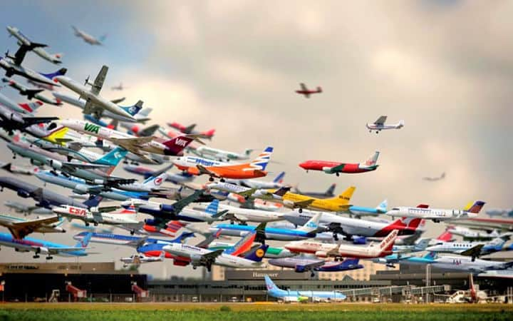 busy-airport
