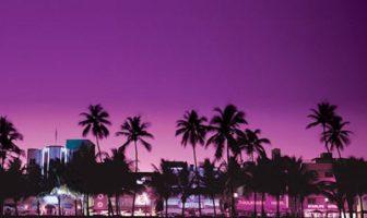 South Beach, Miami courtesy of Greater Miami CVB