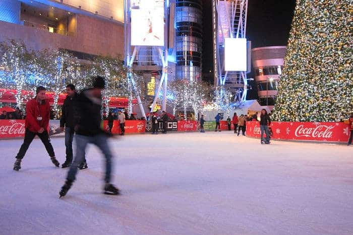 la-ice-skating