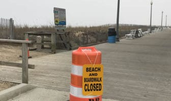Rehoboth Beach quarantine, gay news, Washington Blade