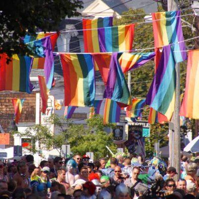 Gay Pride Parade Provincetown